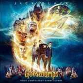 CD Goosebumps (Colonna Sonora)
