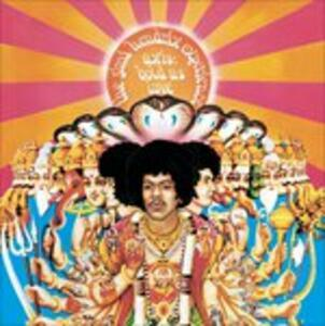 Axis. Bold as Love - Vinile LP di Jimi Hendrix