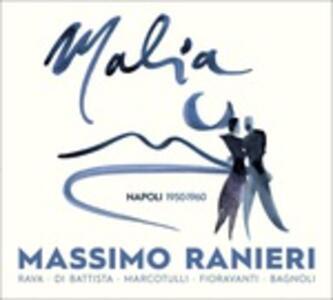 Malia. Napoli 1950-1961 - Vinile LP di Massimo Ranieri