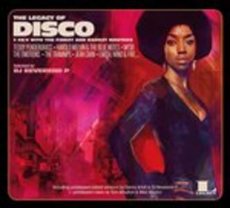 The Legacy of Disco - Vinile LP