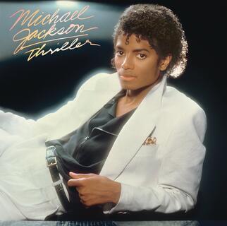 Vinile Thriller Michael Jackson