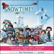 CD Snowtime! (Colonna Sonora)