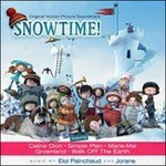 Cover CD Palle di neve