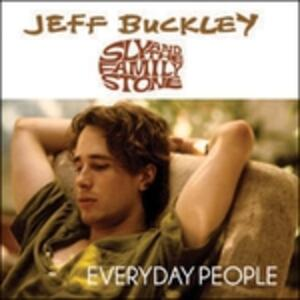 Everyday People - Vinile 7'' di Jeff Buckley