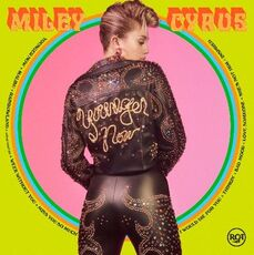 CD Younger Now Miley Cyrus