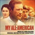 Cover CD Colonna sonora My All American