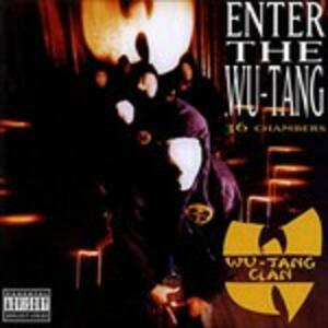 Enter the Wu-Tang Clan. 36 Chambers - Vinile LP di Wu-Tang Clan