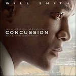 Cover CD Colonna sonora Concussion