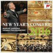Vinile New Year's Concert 2016 (Concerto di Capodanno) Mariss Jansons Wiener Philharmoniker