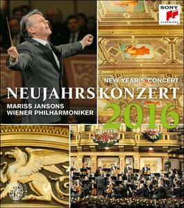 New Year's Concert 2016 - Blu-ray