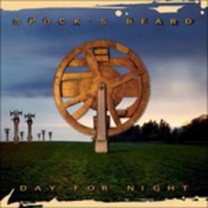 Day for Night - Vinile LP + CD Audio di Spock's Beard