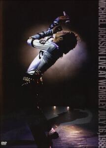 Michael Jackson. Live at Wembley. July 16, 1988 - DVD