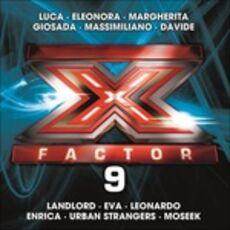 CD X Factor 9 Compilation