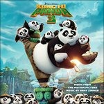 Cover CD Colonna sonora Kung Fu Panda 3