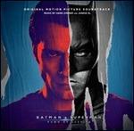 Cover della colonna sonora del film Batman V Superman: Dawn of Justicev