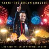 CD The Dream Concert. Live from the Great Pyramids of Egypt Yanni