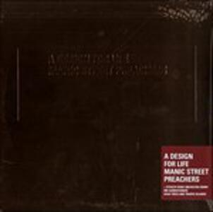 A Design For Life - Vinile LP di Manic Street Preachers