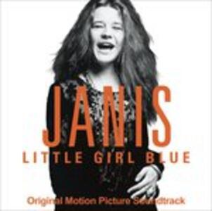 CD Janis. Little Girl Blue (Colonna sonora) Janis Joplin
