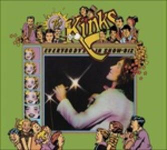Everybody's in Showbiz - Vinile LP di Kinks