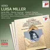 CD Luisa Miller Placido Domingo Giuseppe Verdi James Levine