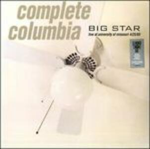 Complete Columbia. Live.. - Vinile LP di Big Star