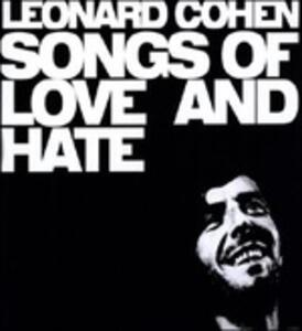 Songs of Love and Hate - Vinile LP di Leonard Cohen