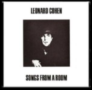 Songs from a Room - Vinile LP di Leonard Cohen
