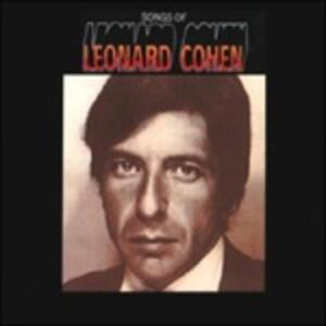 Songs - Vinile LP di Leonard Cohen