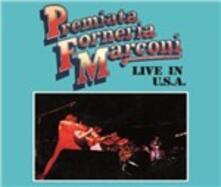Live in USA - Vinile LP di Premiata Forneria Marconi