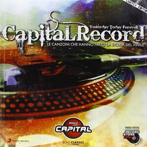 Capital Record. Le canzoni che hanno fatto la storia del vinile - Vinile LP