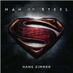 Cover CD Colonna sonora L'uomo d'acciaio