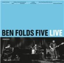 Live - Vinile LP di Ben Folds Five