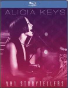 Alicia Keys. VH1 Storytellers - Blu-ray