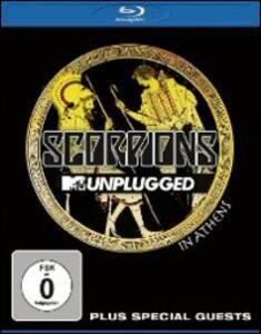 Scorpions. MTV Unplugged - Blu-ray