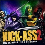 Cover CD Kick-Ass 2