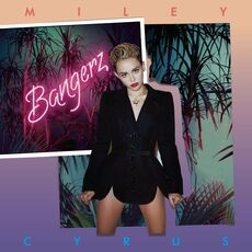 CD Bangerz Miley Cyrus