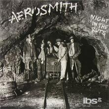 Night in the Ruts - Vinile LP di Aerosmith