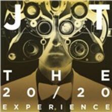 The 20-20 Experience (Gold Box + MP3 Digital Download) - Vinile LP di Justin Timberlake