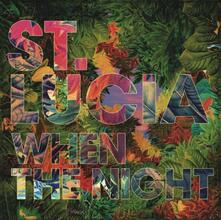 When the Night - Vinile LP di St. Lucia