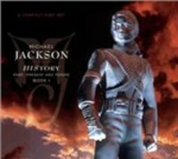 CD History. Past, Present and Future. Book I Michael Jackson