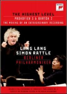 The Highest Level: Prokofiev 3 & Bartok 2 - DVD