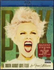 Pink. The Truth About Love Tour. Live From Melbourne - Blu-ray