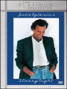 Julio Iglesias. Starry Night di Dwight Hemion - DVD