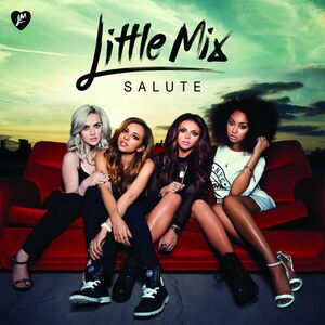 Foto Cover di Salute, CD di Little Mix, prodotto da Syco Music