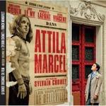 Cover CD Colonna sonora Attila Marcel