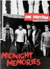 CD Midnight Memories One Direction