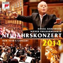 Concerto di Capodanno 2014 (Limited Edition) - Vinile LP di Wiener Philharmoniker,Daniel Barenboim