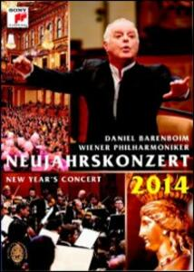 New Year's Concert 2014 - DVD