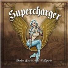 Broken Hearts and Fallaparts - Vinile LP di Supercharger