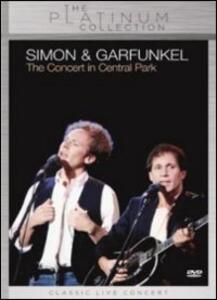 Simon & Garfunkel. The Concert In Central Park - DVD